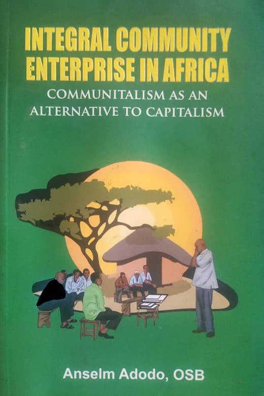 Integral Community Enterprise In Africa book by Anselm Adodo